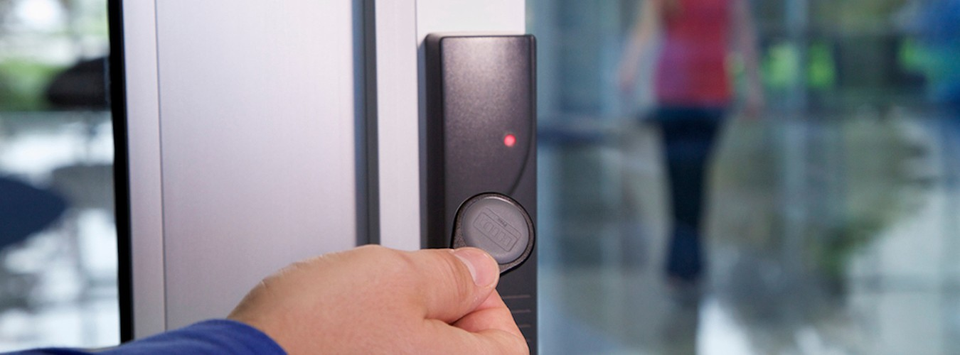 commercial access control system
