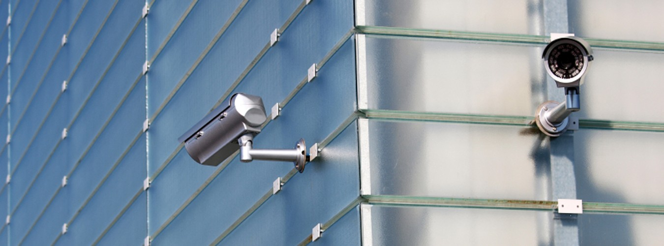 security camera for business security