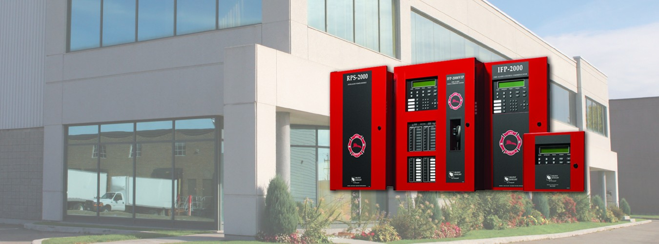 fire alarm systems for business and commercial buildings