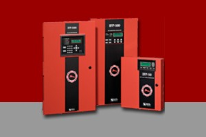 Fire alarm system control panels