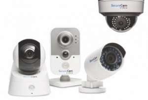 Selection of CCTV camera systems