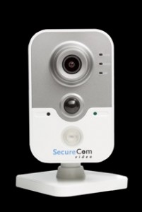 SecureCom video CCTV for businesses